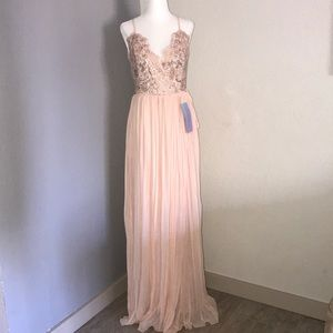 Prom dress by Prom Girl